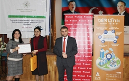 """Winners of """"Safe İnternet"""" video competition awarded"""